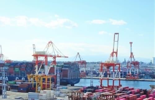 Integrated Port Logistics Chair
